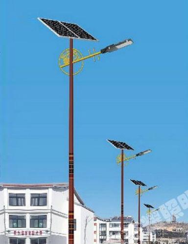 美丽乡村太阳能路灯