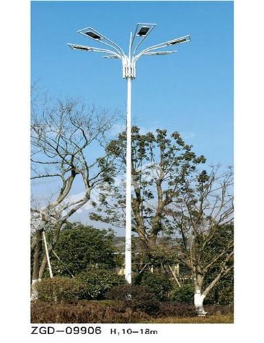上海10米中杆灯