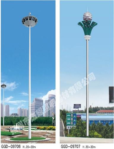 上海太阳能高杆灯