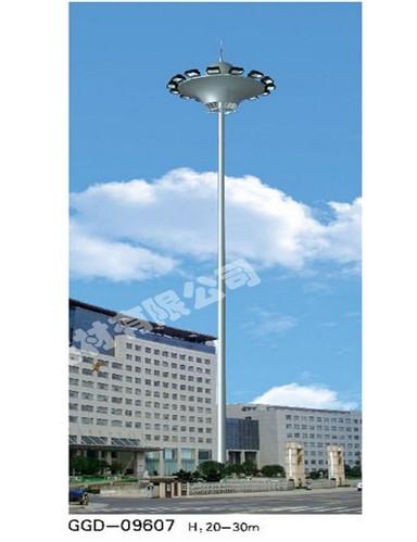 上海足球场高杆灯
