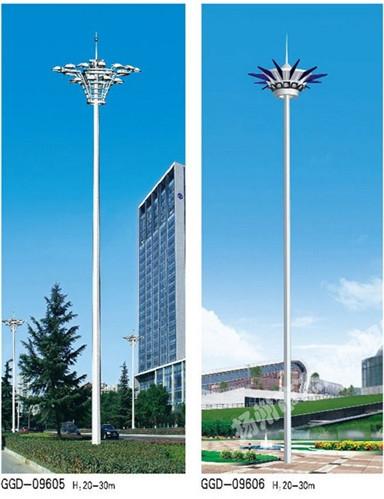 上海10米高杆灯