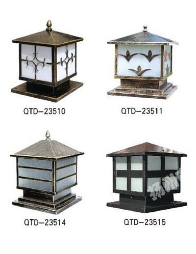 上海柱头灯系列