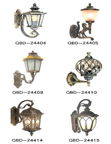 上海金属墙壁灯
