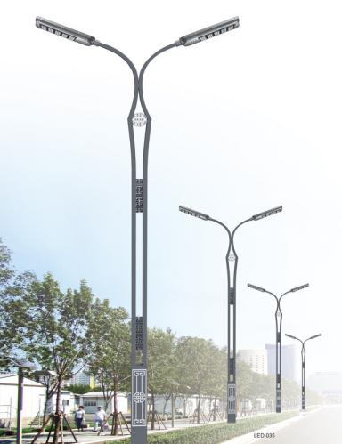 LED道路灯,12米道路灯
