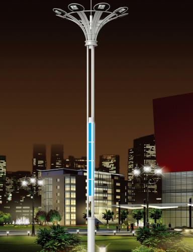 上海中杆灯